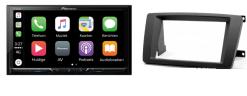 Carplay & Android incl DAB+ Pioneer autoradio navigatie Skoda Octavia