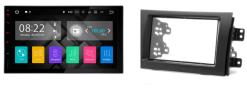 Suzuki SX4  / Fiat Sedici  autoradio met navigatie Android 7.1