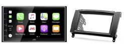 Navigatie DAB+ autoradio met Carplay en Android auto JVCKenwood voor Mercedes Vito