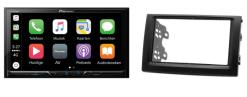 Carplay & Android incl DAB+ Pioneer autoradio navigatie SKODA Fabia 2003-2006