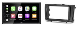 Navigatie DAB+ autoradio met Carplay en Android auto JVCKenwood voor TOYOTA Avensis (T270)