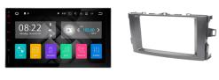 Toyota Auris autoradio met navigatie Android 7.1