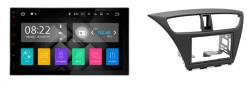 HONDA Civic Hatchback 2012+ autoradio met navigatie Android 7.1