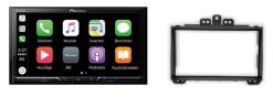 Carplay & Android incl DAB+ Pioneer autoradio navigatie HYUNDAI i-20