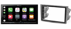 Carplay & Android incl DAB+ Pioneer autoradio navigatie Opel Asta H