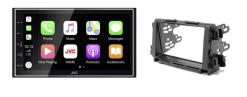 Navigatie DAB+ autoradio met Carplay en Android auto JVCKenwood voor MAZDA (6)