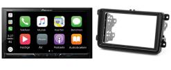 Carplay & Android incl DAB+ Pioneer autoradio navigatie Skoda Fabia