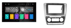 SKODA Octavia 2008-2013 autoradio met navigatie Android 7.1