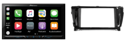 Carplay & Android incl DAB+ Pioneer autoradio navigatie TOYOTA Corolla