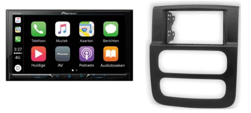 Carplay & Android incl DAB+ Pioneer autoradio navigatie DODGE RAM