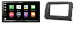 Carplay & Android incl DAB+ Pioneer autoradio navigatie FIAT Croma