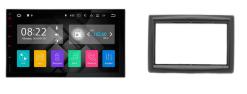 RENAULT Megane autoradio met navigatie Android 7.1