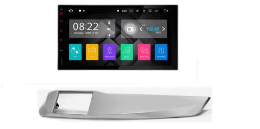 ALFA ROMEO Giulietta (940) autoradio met navigatie Android 7.1