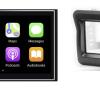 Navigatie DAB+ autoradio met Carplay en Android auto JVCKenwood voor Renault Master