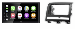 Navigatie DAB+ autoradio met Carplay en Android auto JVCKenwood voor FIAT Idea