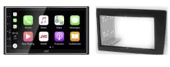 Navigatie DAB+ autoradio met Carplay en Android auto JVCKenwood voor VOLVO S60