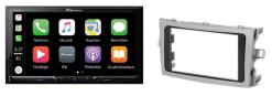 Carplay & Android incl DAB+ Pioneer autoradio navigatie TOYOTA Verso