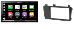 Carplay & Android incl DAB+ Pioneer autoradio navigatie VOLVO S60