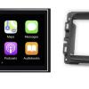 Navigatie DAB+ autoradio met Carplay en Android auto JVCKenwood voor DODGE RAM