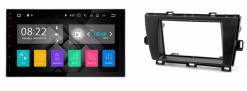 Toyota Prius (ZVW30/35) autoradio met navigatie Android 7.1
