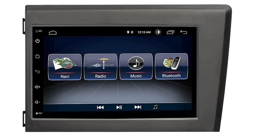 Beste VOLVO S60, Volvo V70, XC70 Android 9.1 navigatie autoradio 2GB ram TT-91