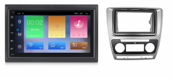 SKODA Octavia 2008-2013 navigatie Android 9.1 autoradio bluetooth carkit usb