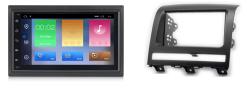FIAT Idea navigatie Android 9.1 autoradio bluetooth carkit usb