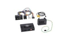 Stuurwielbedieningsinterface + Info Adapter Jeep Renegade 2015-2019