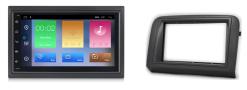 FIAT Croma navigatie Android 9.1 autoradio bluetooth carkit usb