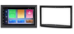 Fiat Scudo navigatie Android 9.1 autoradio bluetooth carkit usb